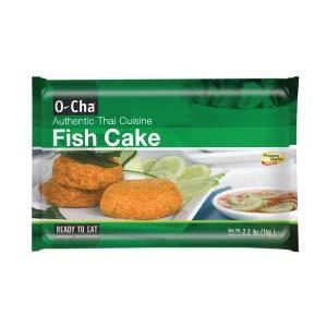Frozen Fish Cake (Not Spicy)