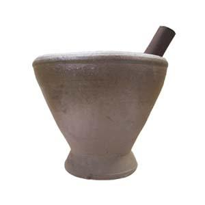 Laos Mortar with Pestle 7