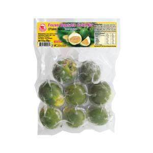 Frozen Whole Palm Nut (Betel Nut)