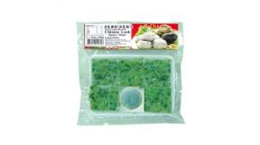 Frozen Vegetable Cake Chinese Leek Flavor (Square Shape)