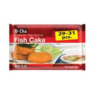 Frozen Fish Cake (Spicy)