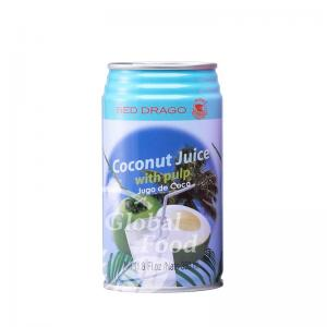 Coconut Juice with Pulp (330ml)